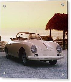 1958 Porsche 365a Carrera Gt Speedster Acrylic Print by Car Culture
