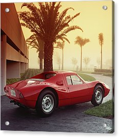 1964 Porsche 904 Carrera Gts Acrylic Print by Car Culture