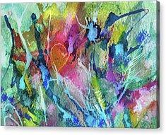 Abstract 224 Acrylic Print