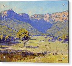 Capertee Valley Australia Acrylic Print