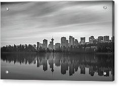 Downtown Vancouver Acrylic Print