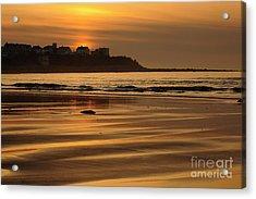 Hampton Beach, New Hampshire Acrylic Print