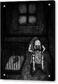 Nightmare Chewer - Artwork Acrylic Print