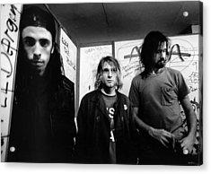 Photo Of Nirvana Acrylic Print by Paul Bergen
