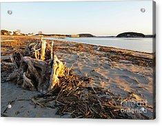 Popham Beach State Park - Phippsburg Maine Usa Acrylic Print