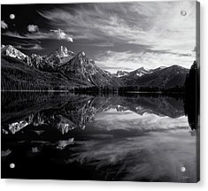 Stanley Lake Acrylic Print