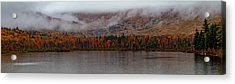 The Basin In Maine Acrylic Print