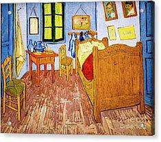 Van Gogh's Bedroom At Arles Acrylic Print