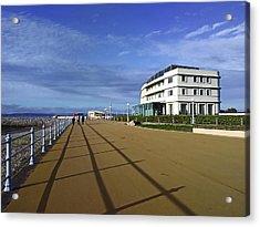22/09/18  Morecambe. The Midland Hotel. Acrylic Print