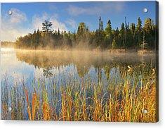 Canada, Manitoba, Whiteshell Provincial Acrylic Print