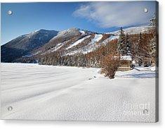 Cannon Mountain - White Mountains New Hampshire  Acrylic Print