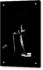 Photo Of Miles Davis Acrylic Print by David Redfern