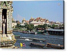 Bangkok, Thailand Acrylic Print by Miva Stock