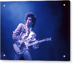 Prince Live In La Acrylic Print