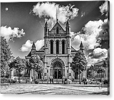 Belfast Cathedral, St. Anne's Acrylic Print