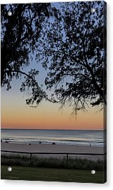 A Beautiful Place To Be Acrylic Print