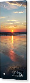 Acrylic Print featuring the photograph A Morning Of Reflection by Tim Gainey
