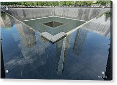 A Place For Reflection Acrylic Print