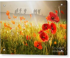 A Time To Remember Acrylic Print