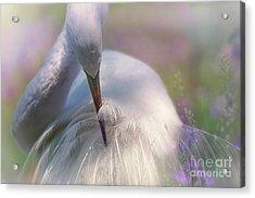 A Zen Moment Fine Art Photography By Mary Lou Chmura Acrylic Print