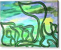 Abraham Nm2-4 Acrylic Print