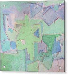 Abstract 3 Acrylic Print