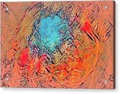 Abstract 49 Acrylic Print
