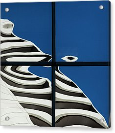 Abstritecture 41 Acrylic Print