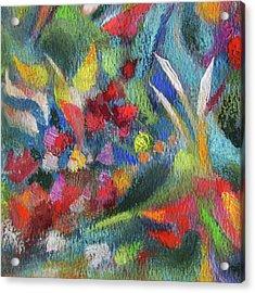 Abundance - Detail Acrylic Print