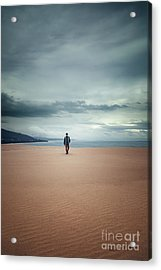 Across The Sands Of Time Acrylic Print