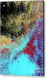 Acrylic Print featuring the painting Acts 1 8. Receive Power by Mark Lawrence