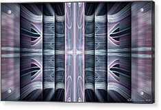 Acrylic Print featuring the digital art Acts by Missy Gainer