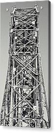 Aerial Lift Bridge-duluth, Mn Acrylic Print