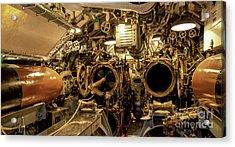 Aft Torpedo Tubes Acrylic Print