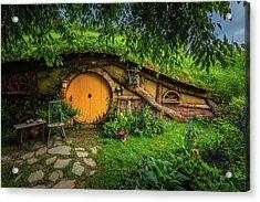Hobbiton Afternoon Acrylic Print