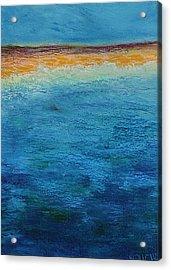 Aguamarina Acrylic Print