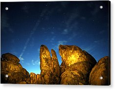 Alabama Hills Acrylic Print by John B. Mueller Photography