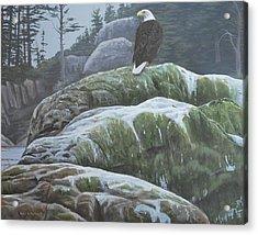 Alaskan Sentinel Acrylic Print