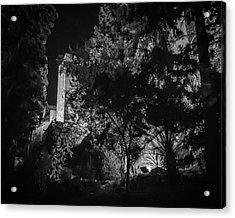 Alcazaba I Acrylic Print