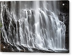 Acrylic Print featuring the photograph Alexander Falls Close Up by Pierre Leclerc Photography
