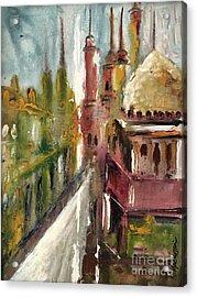 Mosque  Acrylic Print