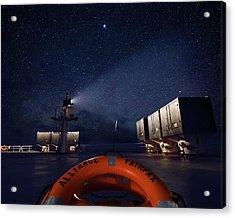 Alliance Fairfax Starry Night Acrylic Print