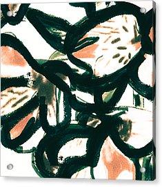 Alstroemerias Acrylic Print