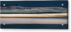 Alvord Panoramic 3 Acrylic Print by Leland D Howard