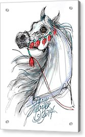 Always Equestrian Acrylic Print