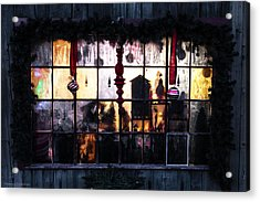 Acrylic Print featuring the photograph Ambiance Of Christmas  by Expressive Landscapes Fine Art Photography by Thom