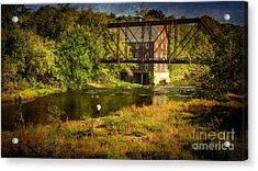 Ammerman Mill Acrylic Print