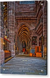 Amped Up Arches Acrylic Print