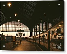 An Image Of Brighton Station Acrylic Print