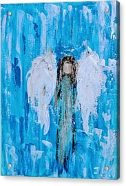 Angel Among Angels Acrylic Print
